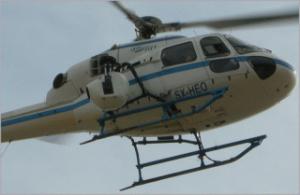 Classic Marathon 2007, SX-HEO TV Helicopter
